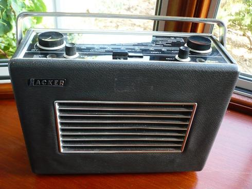 hacker radio