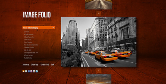 flash-portfolio-templates