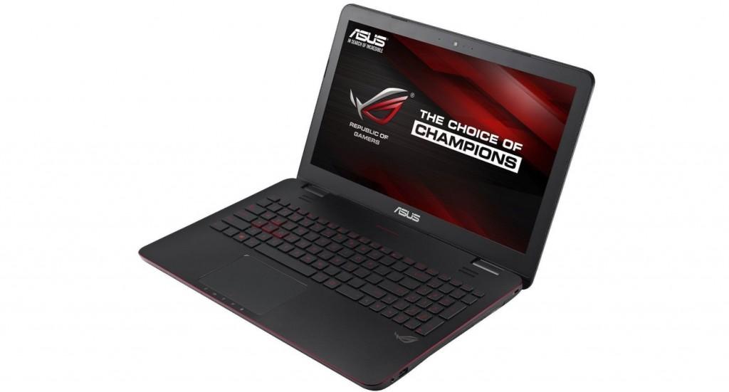 Обзор ноутбука ASUS G771JW