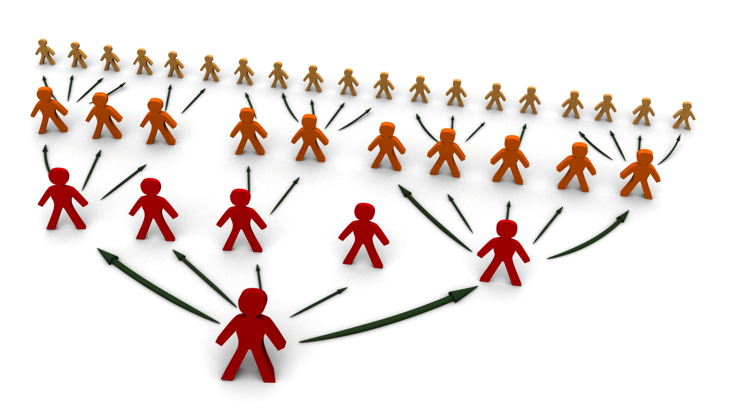 Что такое «социальный вирусный маркетинг»?