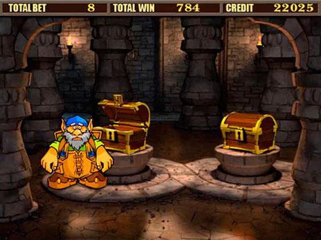 Игровой слот Gnome