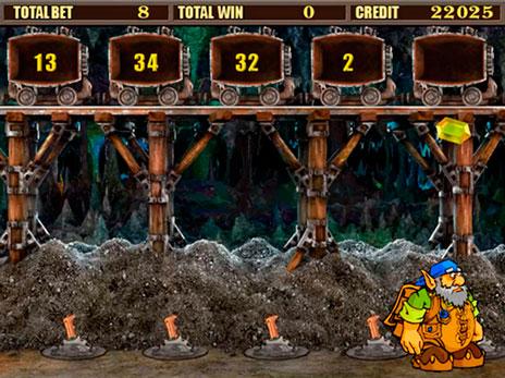 Игровые автоматы Gnome бонус игра