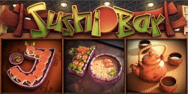 Как играть в слот sushi bar?