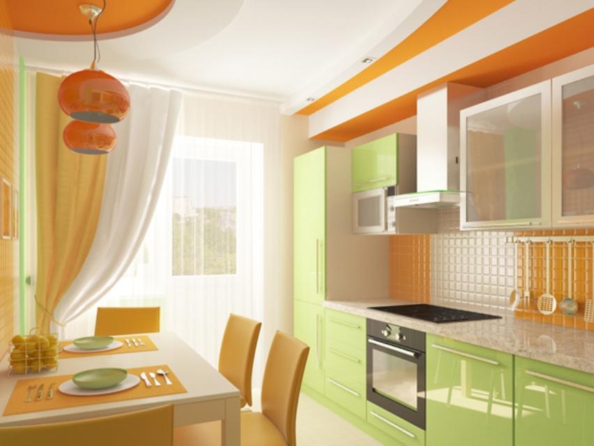 Кухни под заказ – правильное решение