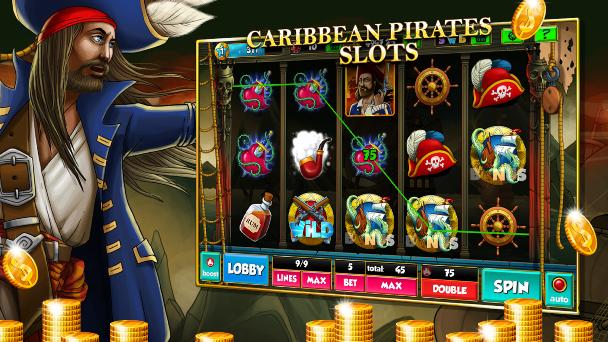Игровой слот онлайн Pirate