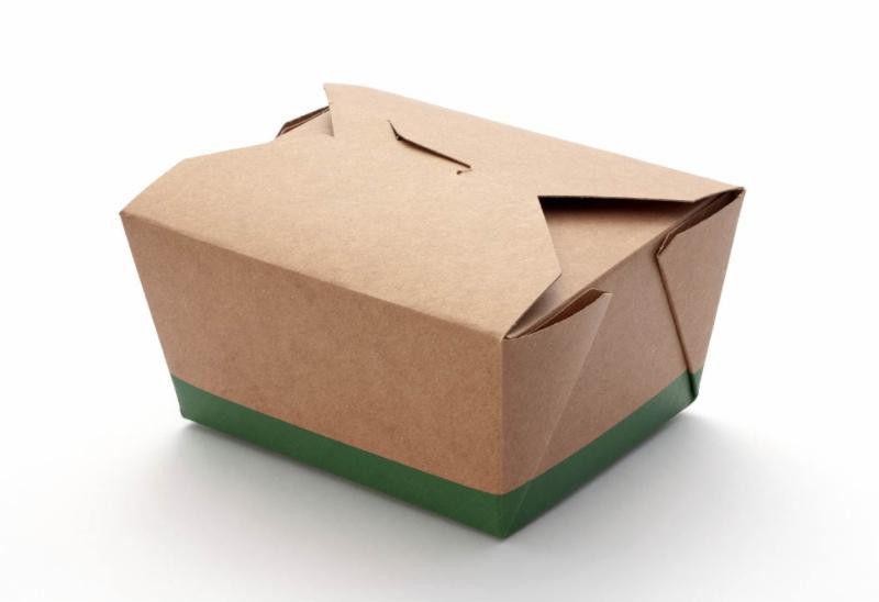 Картонная упаковка для еды – это удобно