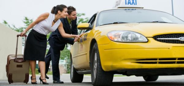 Такси   средство передвижения 21 века