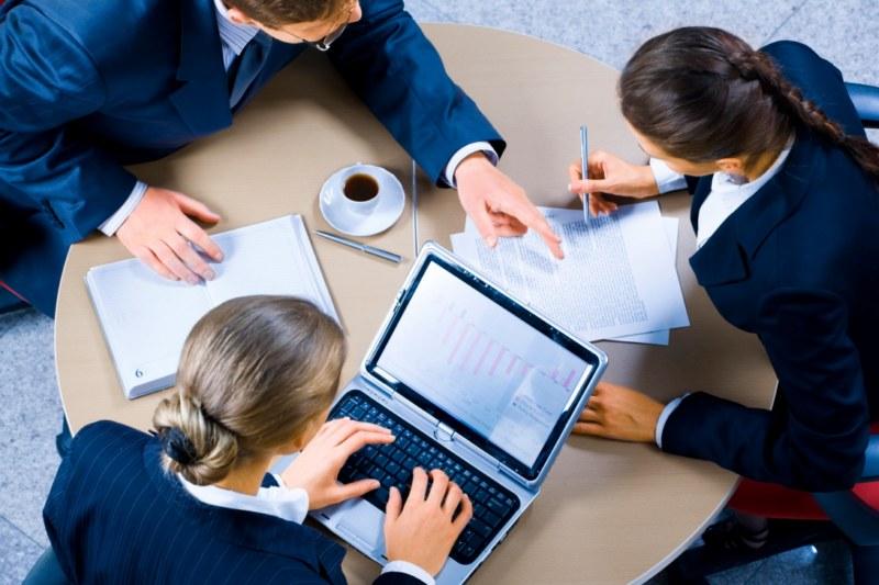 Услуги по консультированию в области управленческого учета