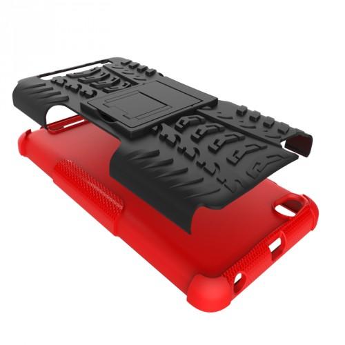 Бронированный силиконовый бампер для Xiaomi