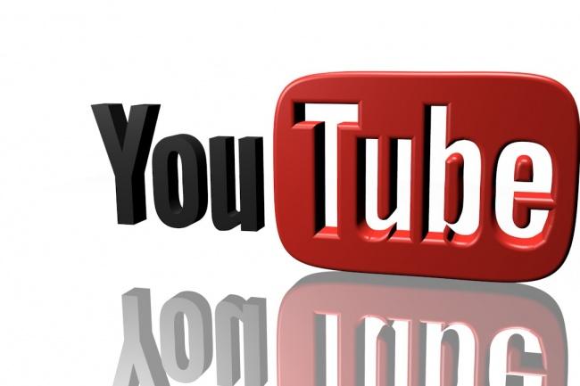 Как сделать заставку для youtube канала?