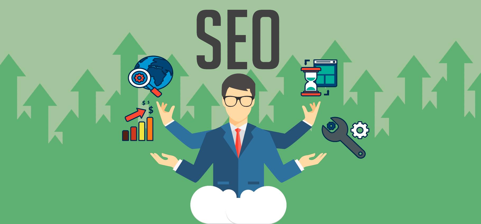 Что такое SEO продвижения сайта?