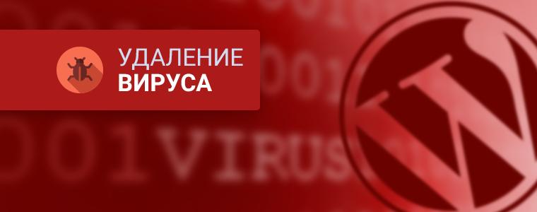 Как удалить вирусы с сайта?