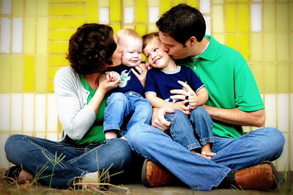 Как правильно воспитывать детей?